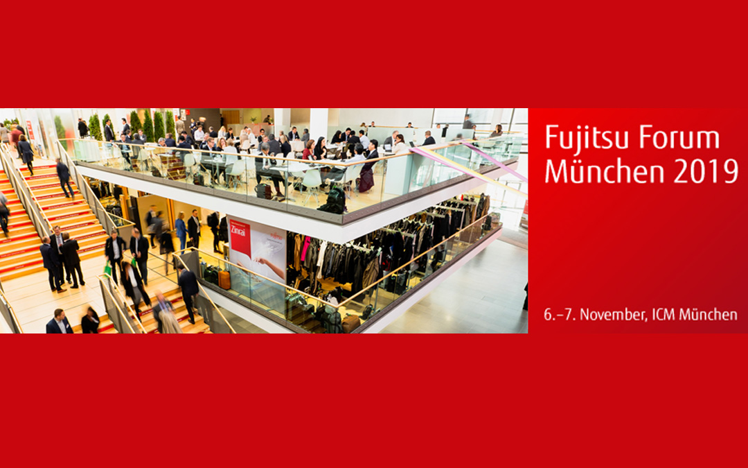Save the Date – Fujitsu Forum 2019